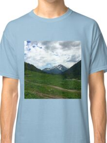 The mountains Classic T-Shirt