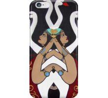 Swan Dance iPhone Case/Skin