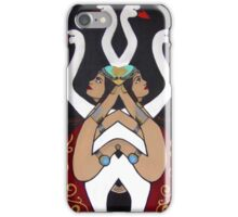 Swan Dance iPhone Case/Skin