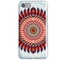 Windmill mandala abstract iPhone Case/Skin
