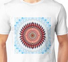 Windmill mandala abstract Unisex T-Shirt