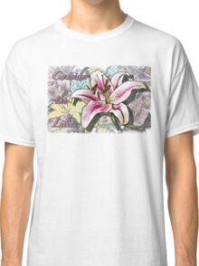 Consider the Lilies Classic T-Shirt