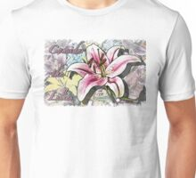 Consider the Lilies Unisex T-Shirt