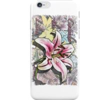 Consider the Lilies iPhone Case/Skin