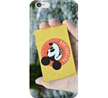 Disney Annual Passholder Card iPhone Case/Skin