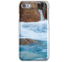Swirl pool iPhone Case/Skin