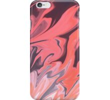 Melted Ice Cream Delight iPhone Case/Skin