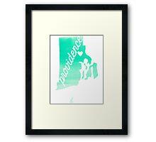 Providence Framed Print