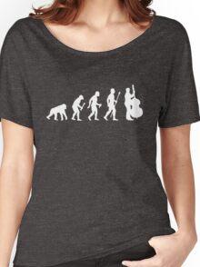 Double Bass Evolution Women's Relaxed Fit T-Shirt