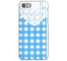 Country Lace - Rain iPhone Case/Skin