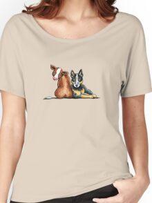 Australian Cattle Dog Women's Relaxed Fit T-Shirt