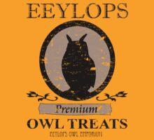 Premium Owl Treats by EpcotServo