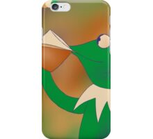 Oswald Kermit iPhone Case/Skin