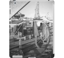 Shuttered Pier iPad Case/Skin