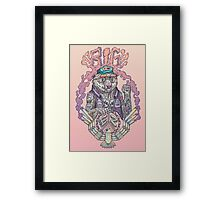 Big Ez  Framed Print