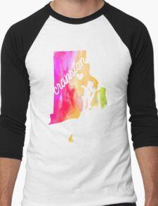 Cranston Men's Baseball ¾ T-Shirt