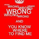 Wrong! by kjen20