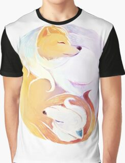duality -- ninetales Graphic T-Shirt