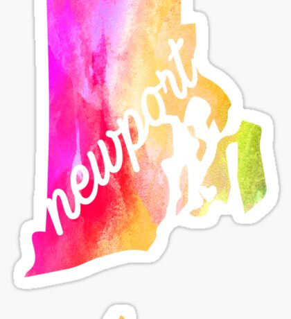 Newport Sticker