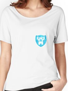 monster logo -washed- Women's Relaxed Fit T-Shirt