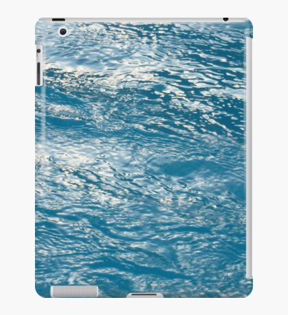 Water Rush iPad Case/Skin