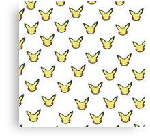 Pikachu - Aligned Canvas Print
