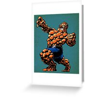 It's Clobbering Time! Greeting Card