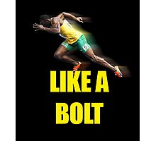 USAIN BOLT Photographic Print
