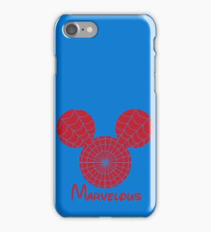 Marvelous Mouse iPhone Case/Skin
