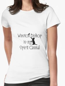Winston Bishop Womens Fitted T-Shirt