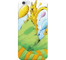 Dr. Seuss Oh The Places You'll Go iPhone Case/Skin