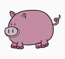 PIG One Piece - Short Sleeve