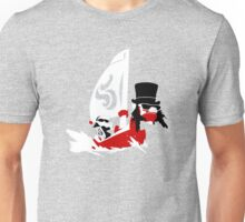 Link is on a boat with t pig Unisex T-Shirt