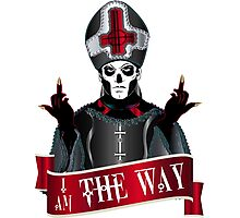 PAPA III - i am the way Photographic Print