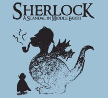 Sherlock: A Scandal in Middle-earth Kids Clothes