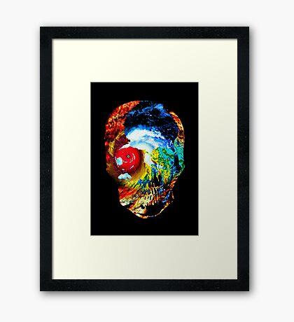 lo-fi dream, 2013 Framed Print