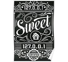 Home Sweet Home - Geek Talk Poster