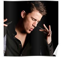Channing Tatum Style Poster