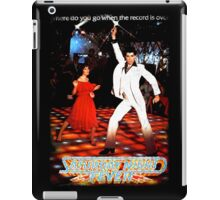 It's Saturday Night Fever, It's Disco Time !! iPad Case/Skin