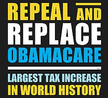 Repeal And Replace Obamacare by morningdance