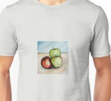 Apples in color Unisex T-Shirt