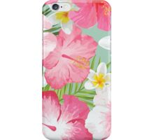 Tropical Flora iPhone Case/Skin