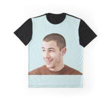 NICK JONAS #1 Graphic T-Shirt