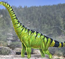 Brachiosaurus Reconstruction by Thedragonofdoom