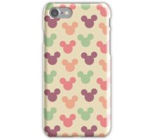 Mickey Puffs iPhone Case/Skin