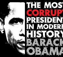 Most Corrupt President by morningdance