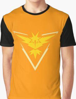 Team Instinct - Pokemon Go Graphic T-Shirt