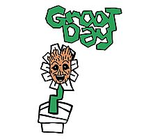"""""""Who Wrote We Are Groot?"""" Photographic Print"""