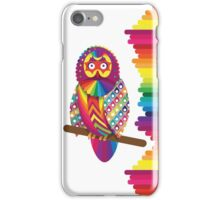 RainbowHoot iPhone Case/Skin