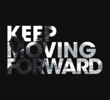 Rocky - Keep Moving Forward by xiibalba